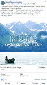 Kodiak Sportsman's Lodge
